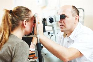 vision testing